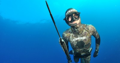 Spearfishing and Hunting
