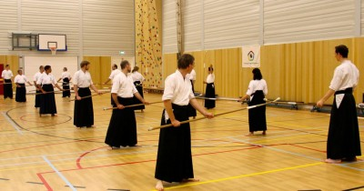 Naginata for Beginners