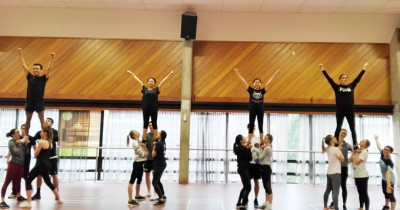 Otago University Cheerleading Club