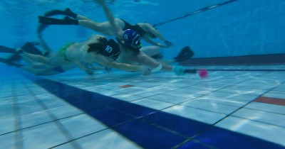 Dunedin Underwater Hockey
