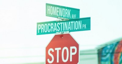 Dealing With Procrastination