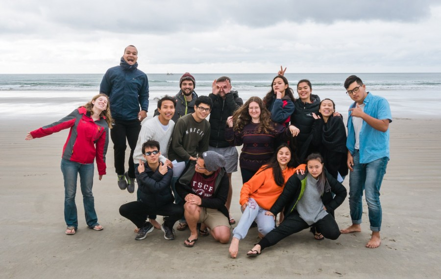 Dunedin Overseas Christian Fellowship