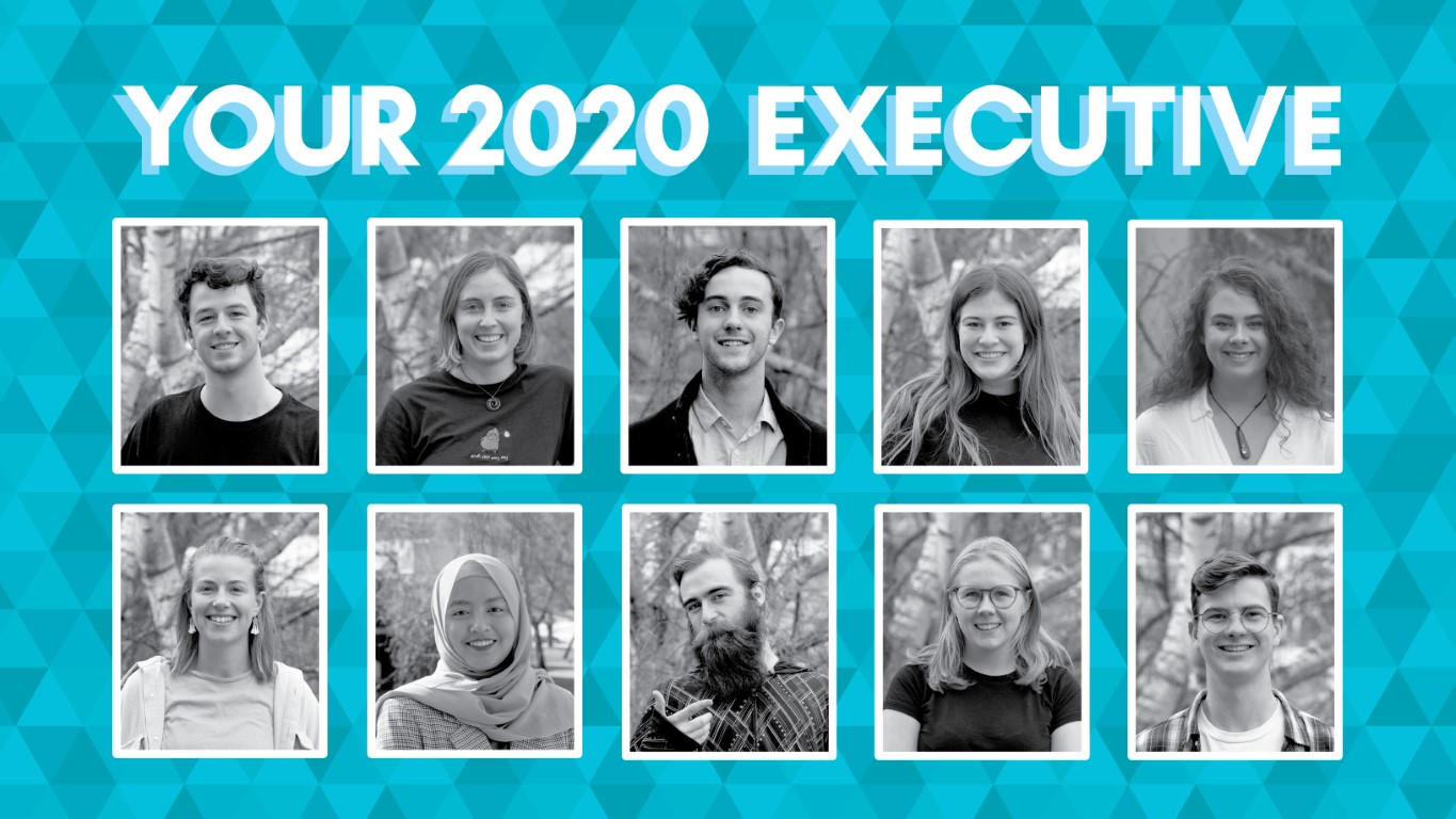 Meet Your 2020 Executive