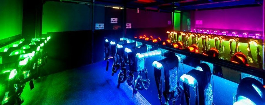 Laser Tag (OULS)