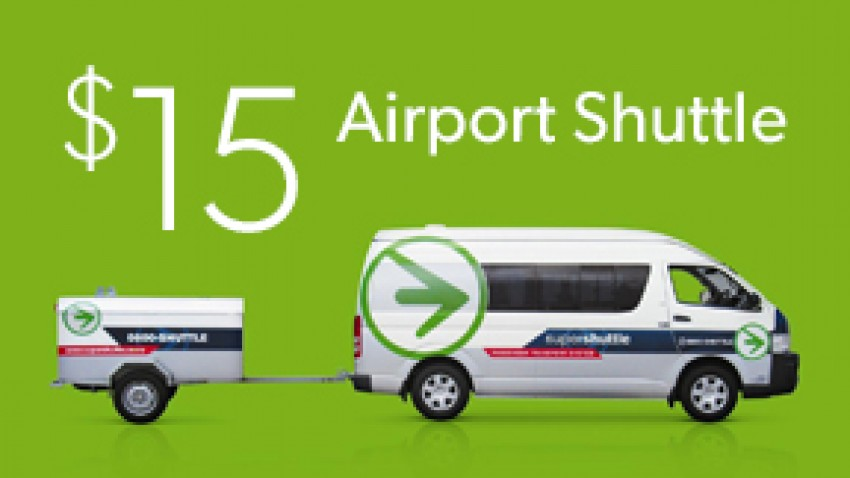 Super Shuttle Discount