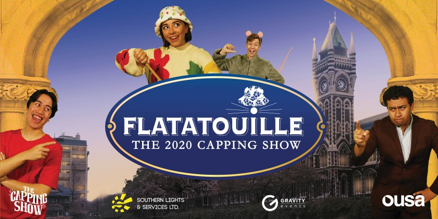 Flatatouille - Capping Show 2020