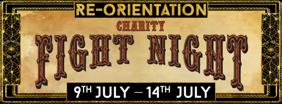 OUSA Presents: Charity Fight Night 2018