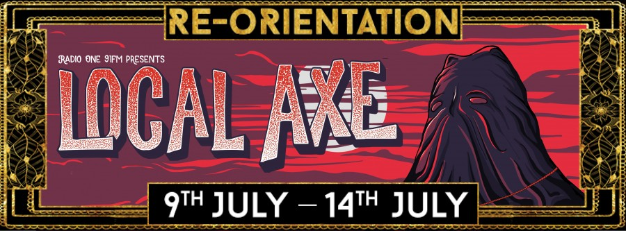 Radio One 91FM Presents: Local Axe Pint Night