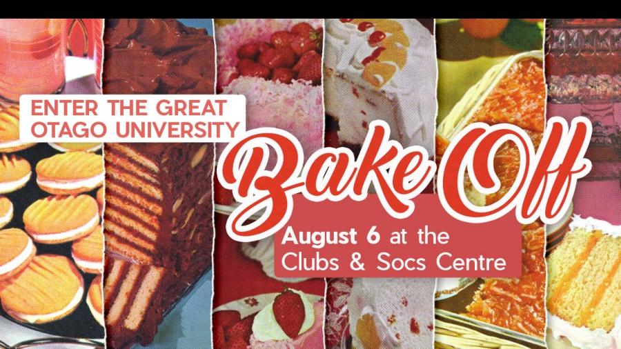 OUSA Great University Bake Off